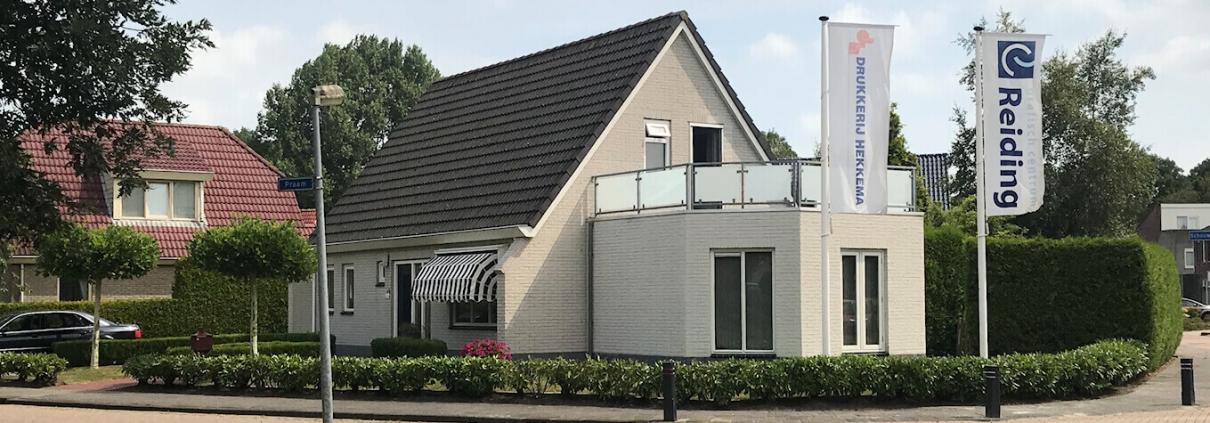 Drukkerij Hekkema - Zuidhorn